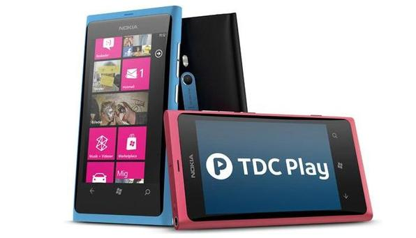 TDC Play Windows Phone
