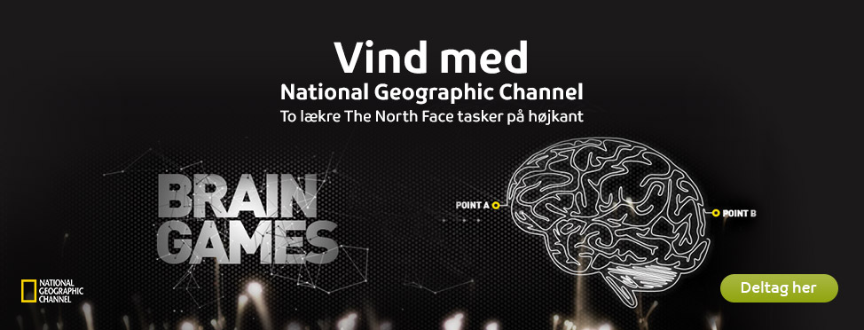 Vind med National Geographic Channel